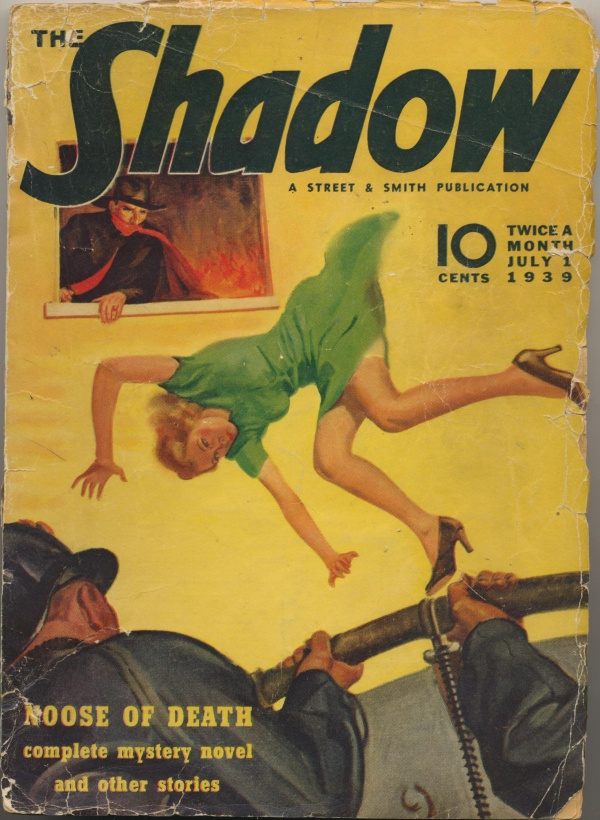 Shadow Magazine Vol 1 #177 July, 1939