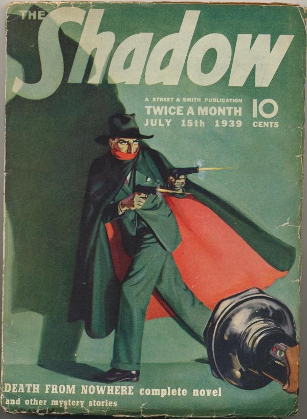 Shadow Magazine Vol 1 #178 July, 1939
