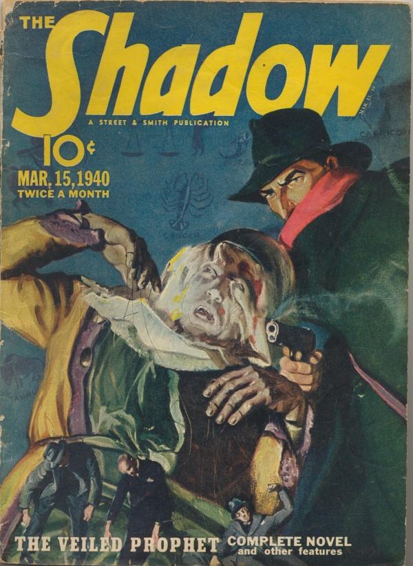Shadow Magazine Vol 1 #194 March, 1940