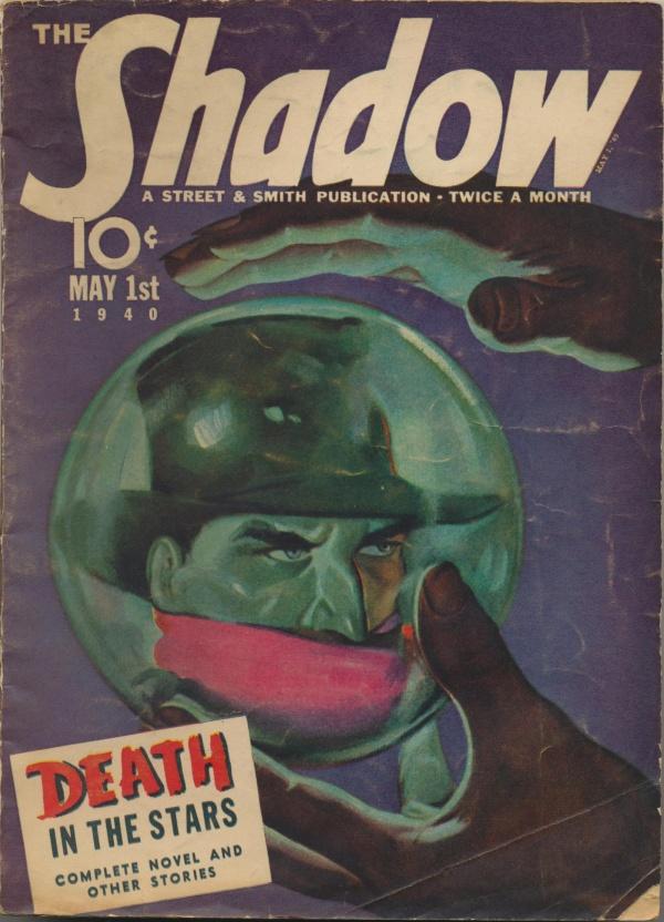 Shadow Magazine Vol 1 #197 May, 1940