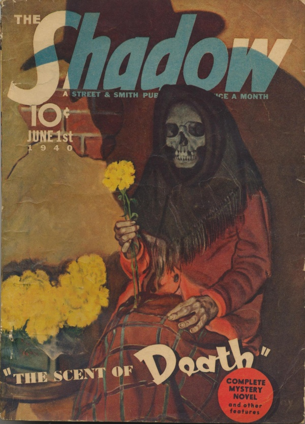 Shadow Magazine Vol 1 #199 June, 1940