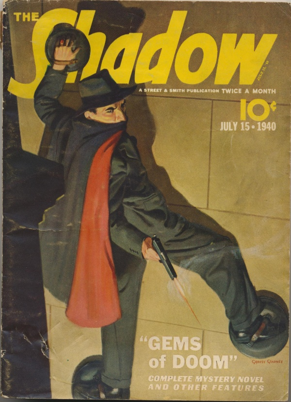 Shadow Magazine Vol 1 #202 July, 1940