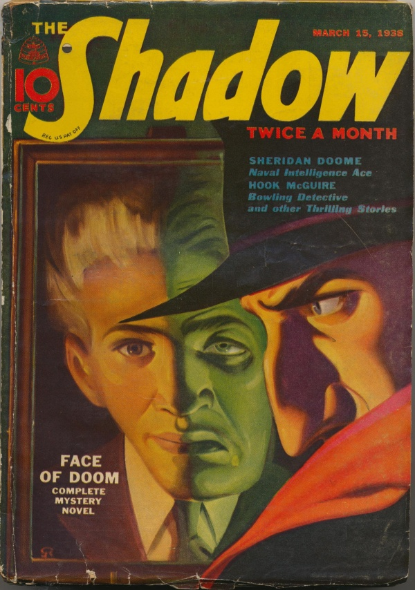 Shadow March 15, 1938