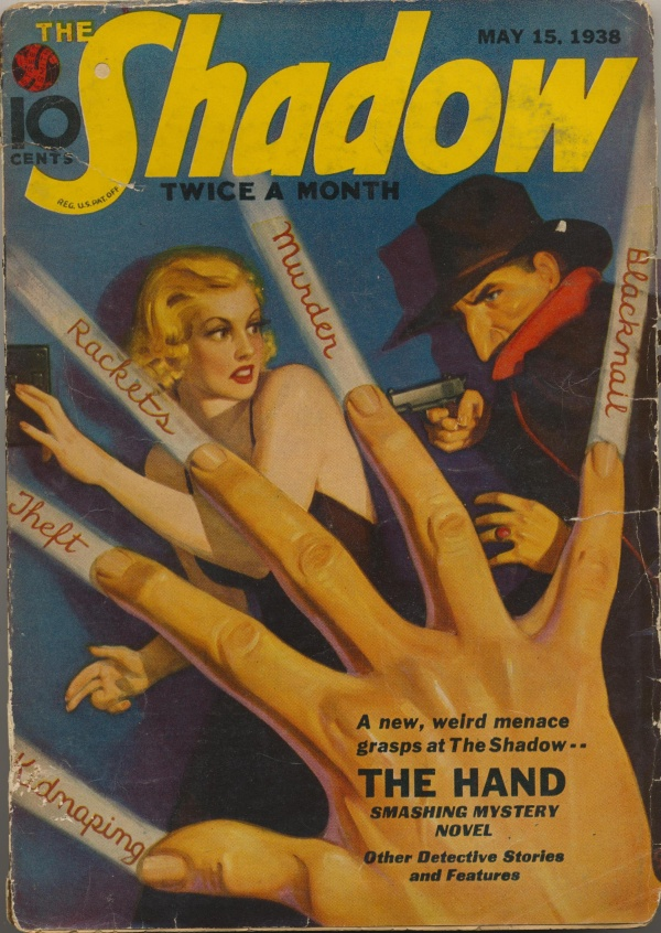 Shadow May, 1938
