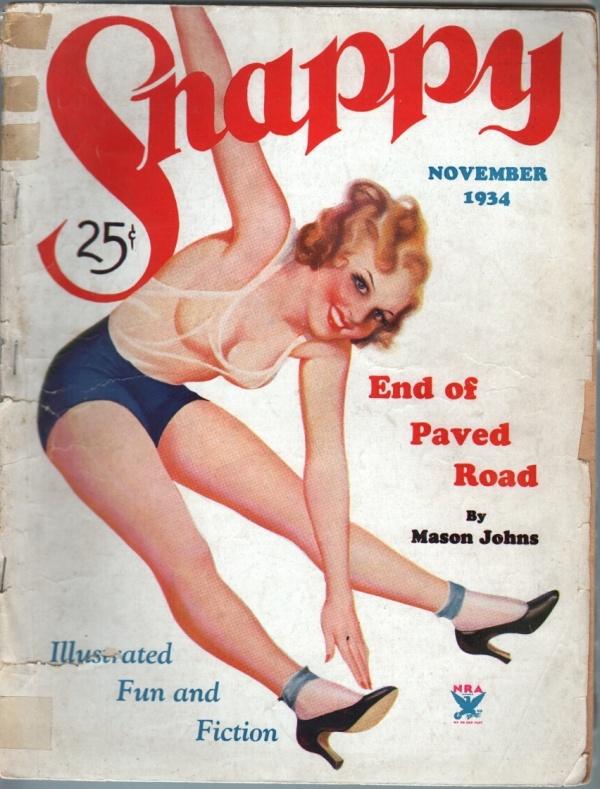 Snappy November 1935
