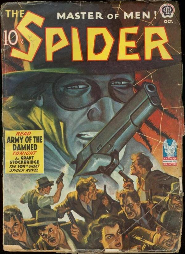 Spider October 1942