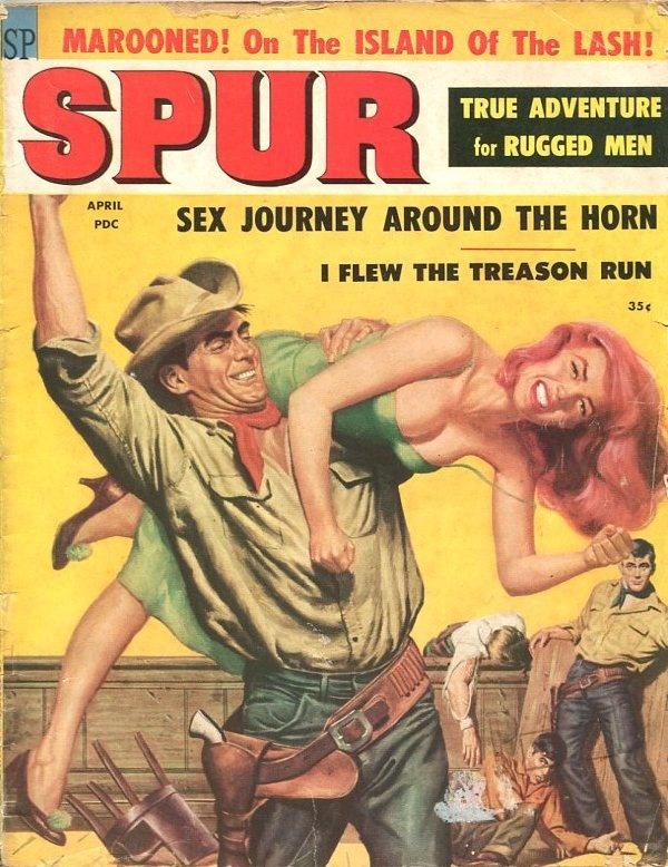 Spur April 1959