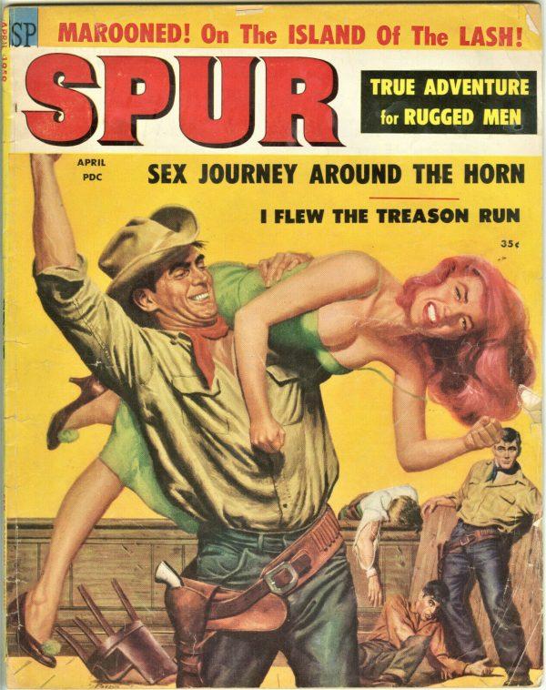 Spur Magazine April 1959