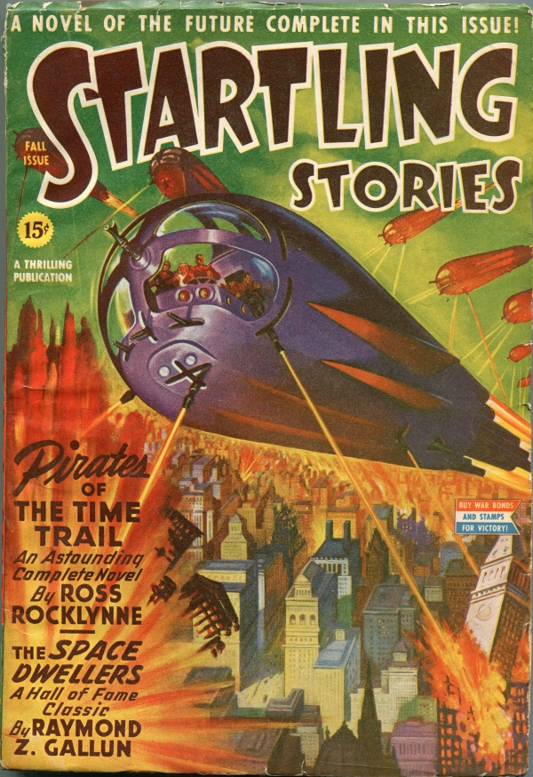 Startling Stories Fall 1943