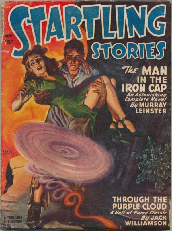 Startling Stories, November 1947