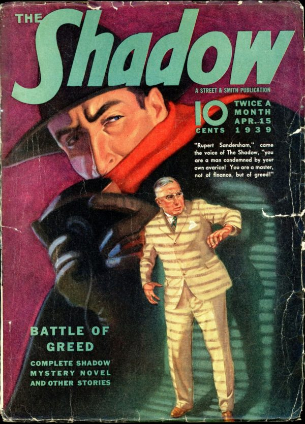 THE SHADOW. April 15, 1939