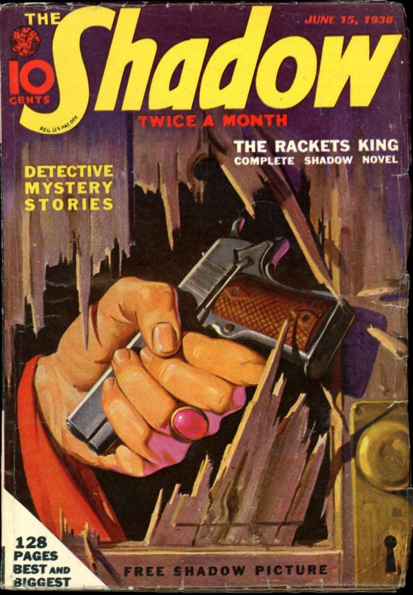 THE SHADOW. June 15, 1938