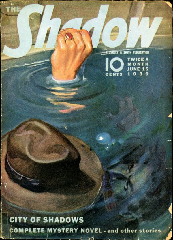 THE SHADOW. June 15, 1939