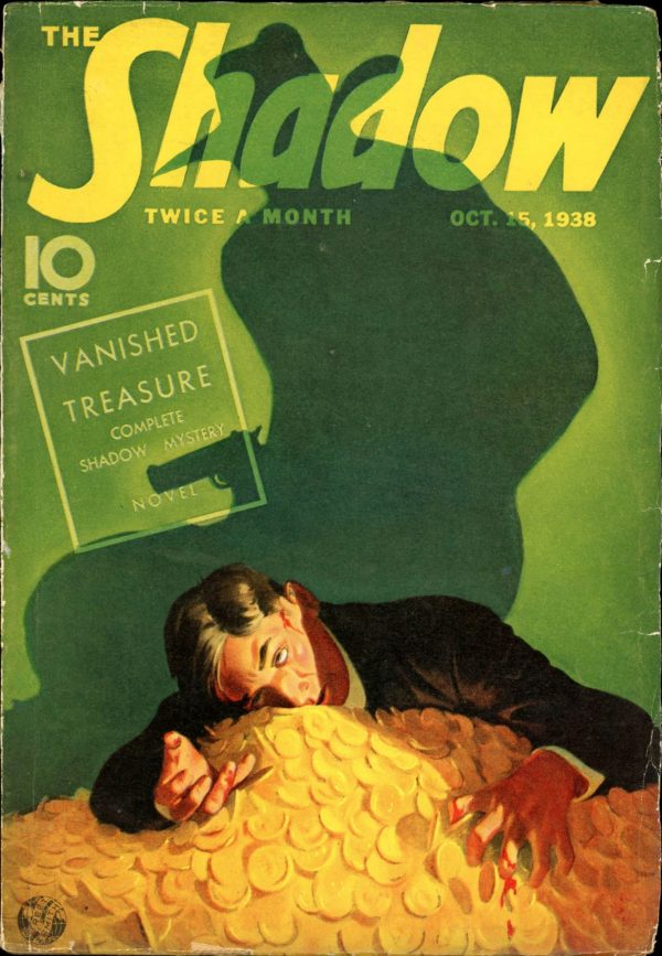 THE SHADOW. October 15, 1938