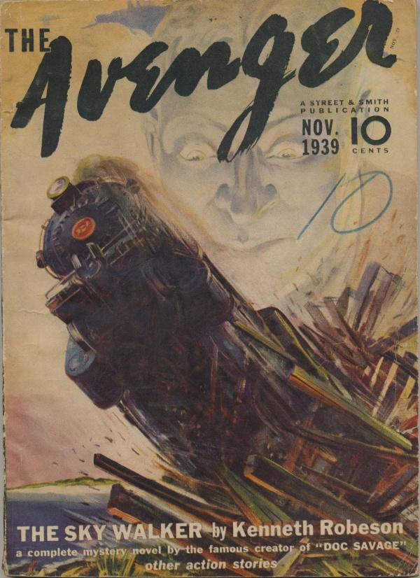 The Avenger November, 1939