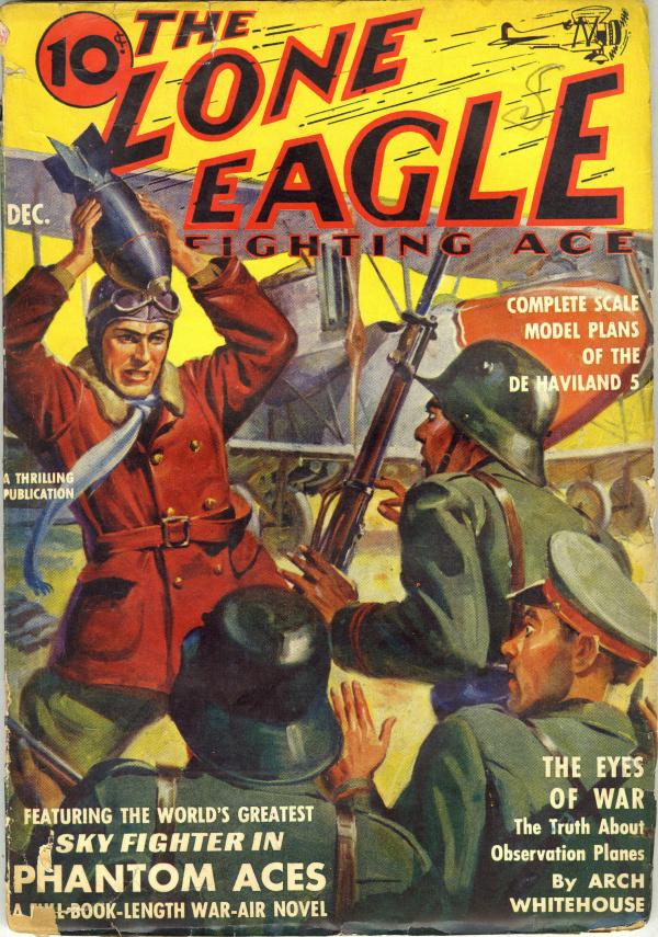 The Lone Eagle V19#3 December 1939