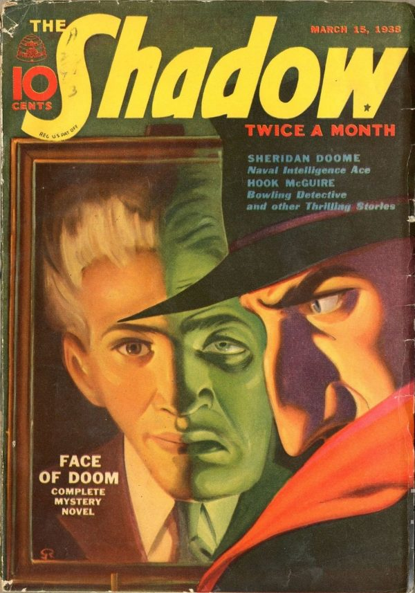 The Shadow March 15, 1938