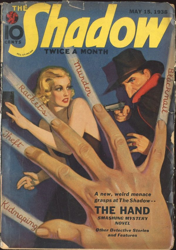The Shadow May 15 1938