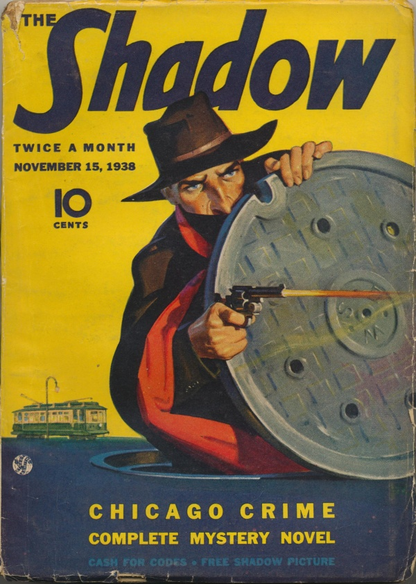 The Shadow November, 1938