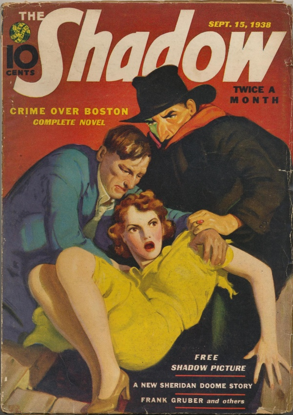 The Shadow September 1938