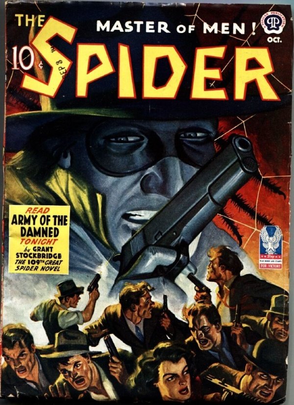 The Spider October 1942