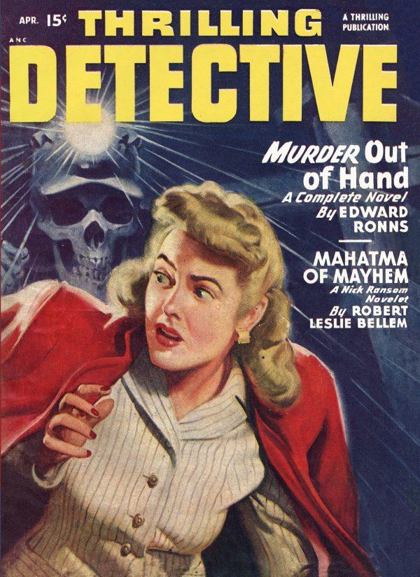 Thrilling Detective 1948 April