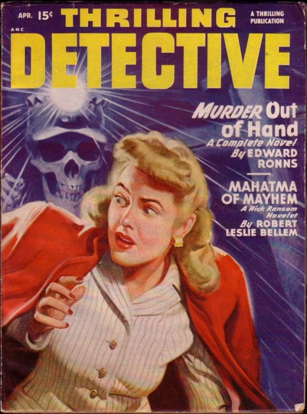 Thrilling Detective April 1948