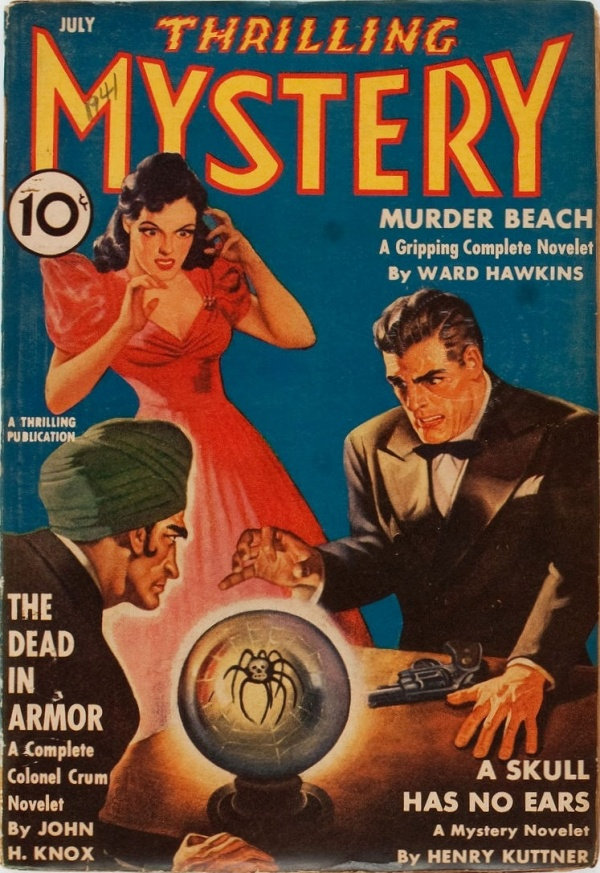 Thrilling Mystery - July 1941