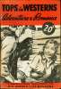 Tops In Westerns Adventure And Romance 1940 thumbnail