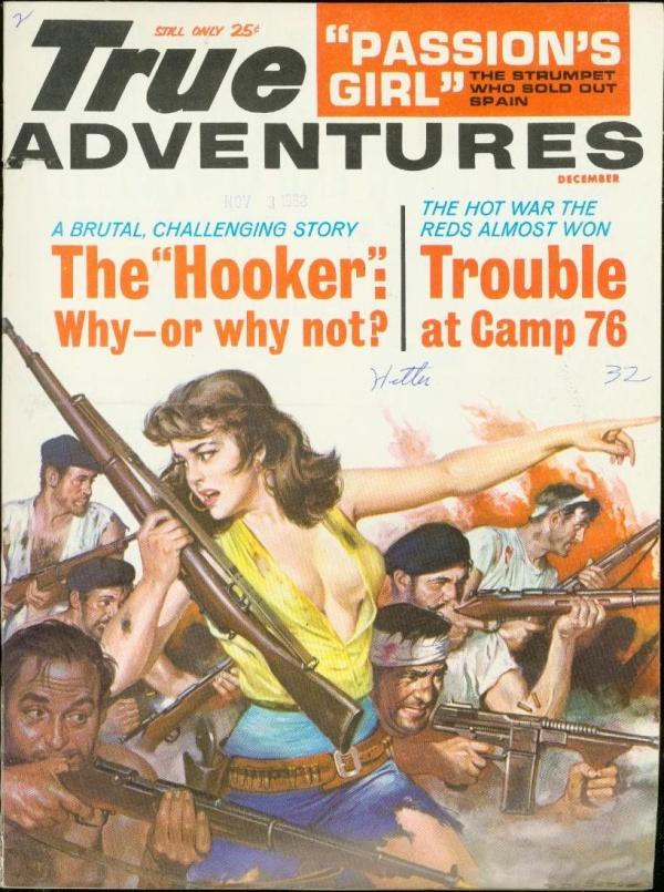 True Adventures December 1963