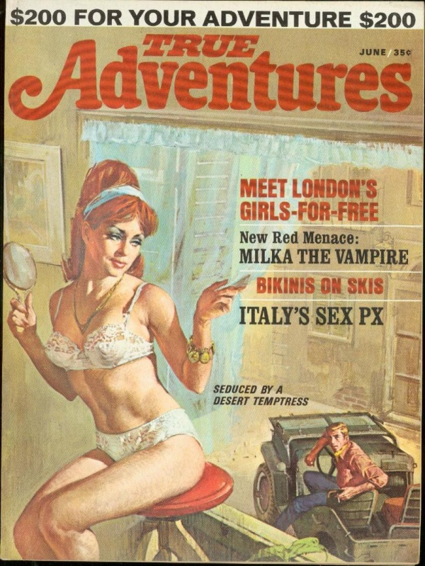 True Adventures June 1965