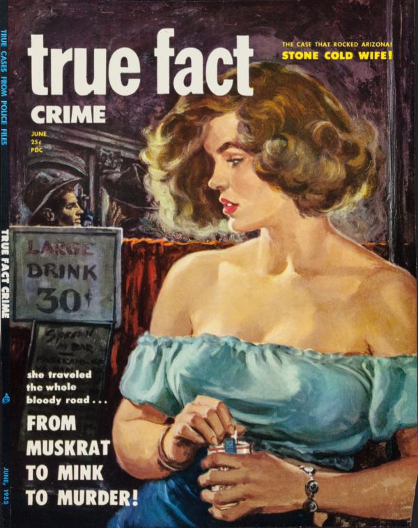 True Fact Crime , June 1953