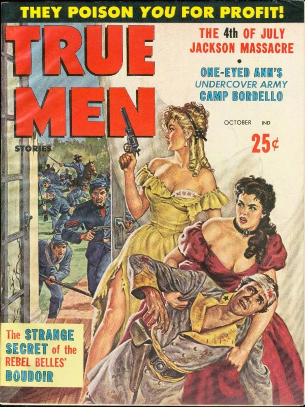 True Men October 1960