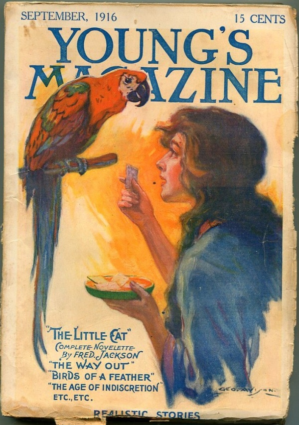 Young's Magazine September 1916