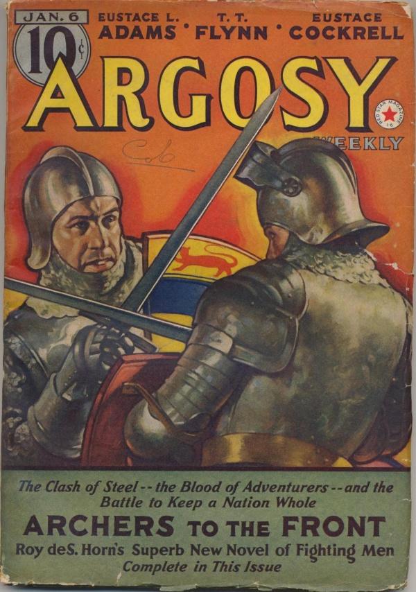 Argosy January 6 1940