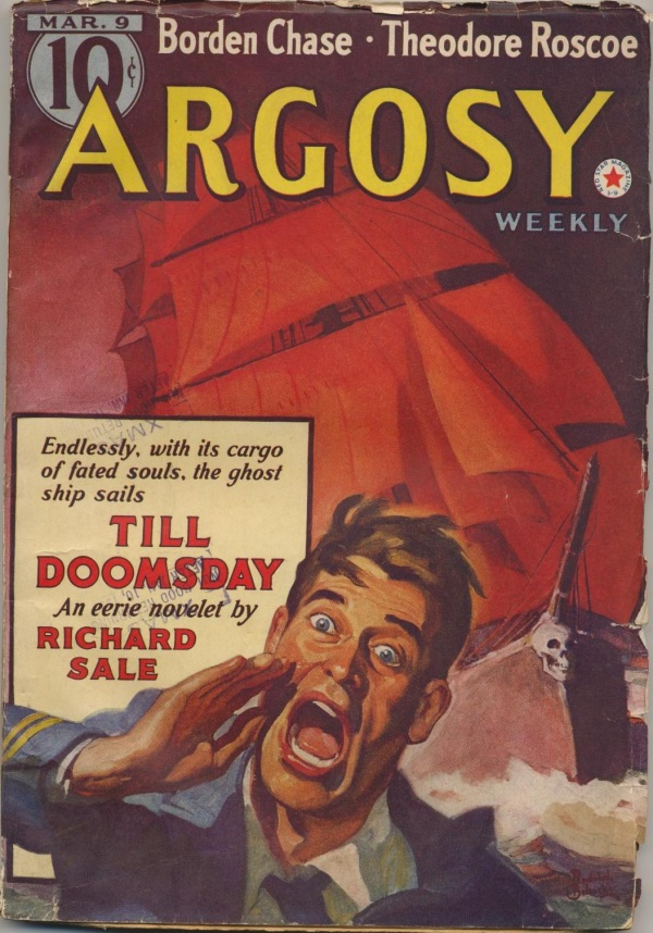 Argosy, March 9 1940