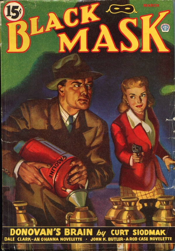 Black Mask March 1943
