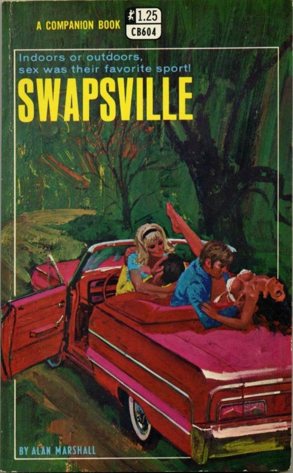 Companion Books CB604 - Swapsville (1969)