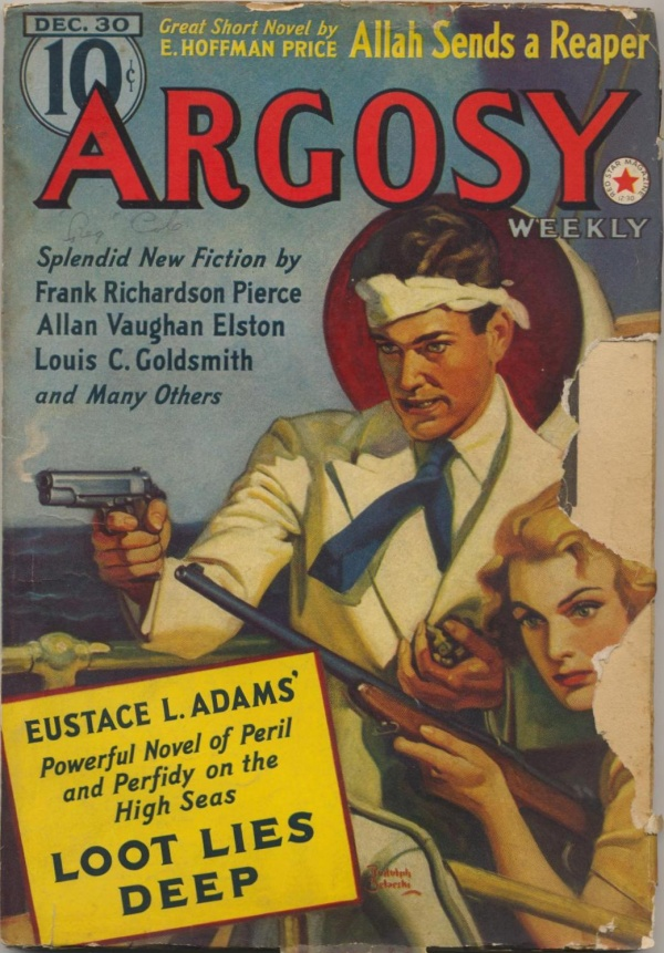 December 30, 1939 Argosy Weekly