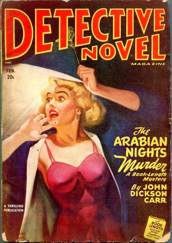 Detective Novel February 1949