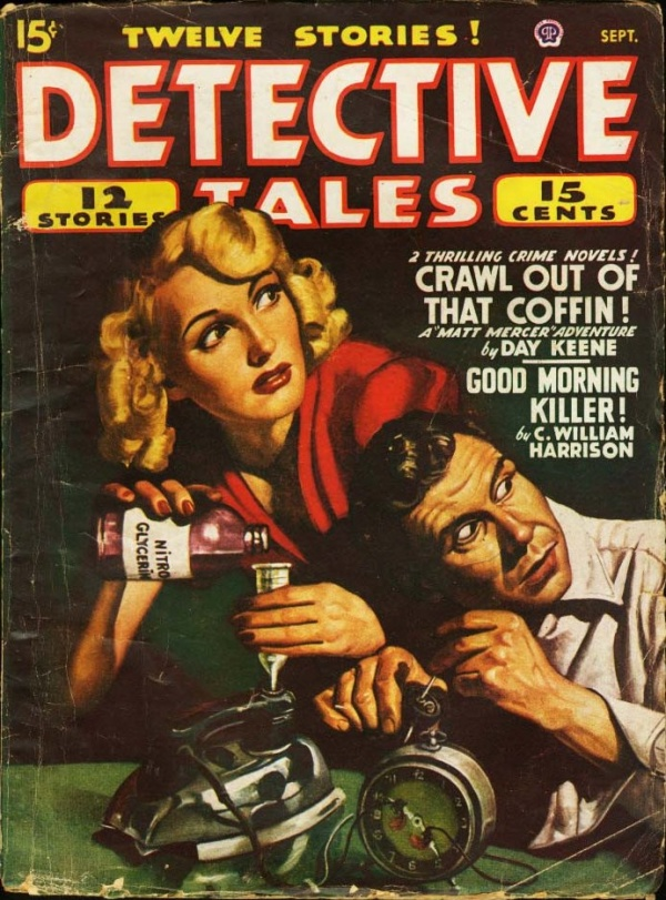 Detective Tales September 1947