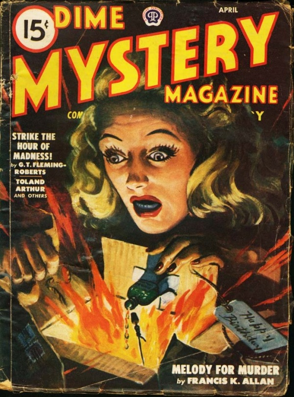 Dime Mystery April 1948