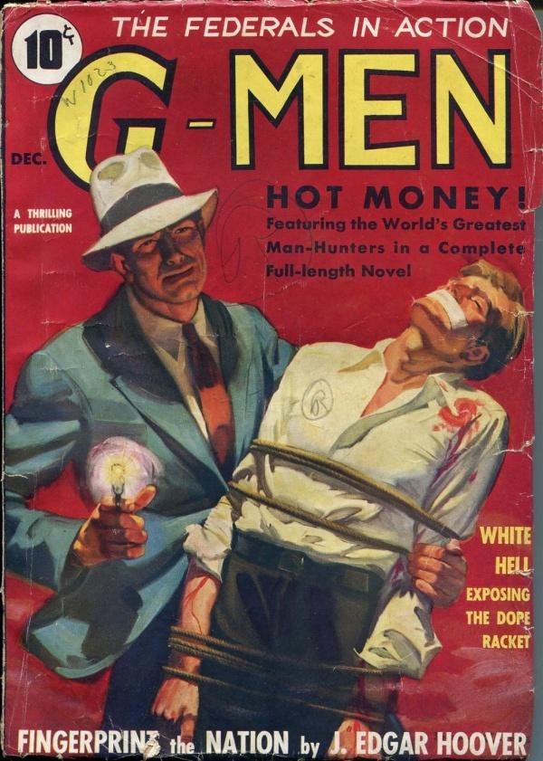 G-Men December 1935