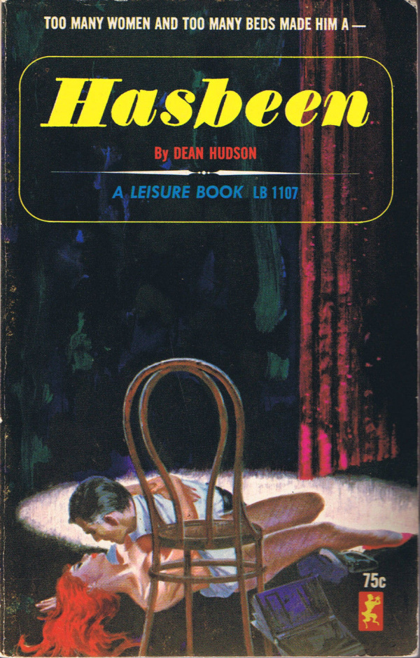 Leisure Book #1107 1965