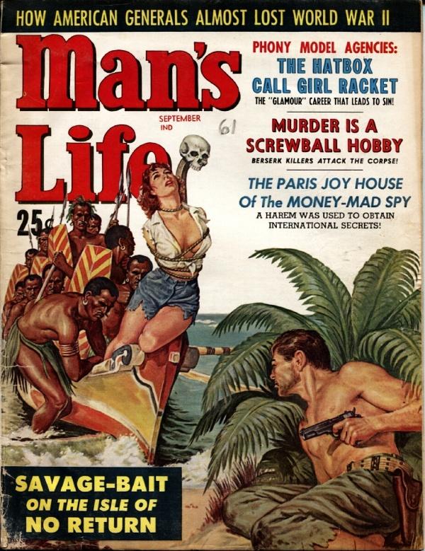 Man's Life September 1960