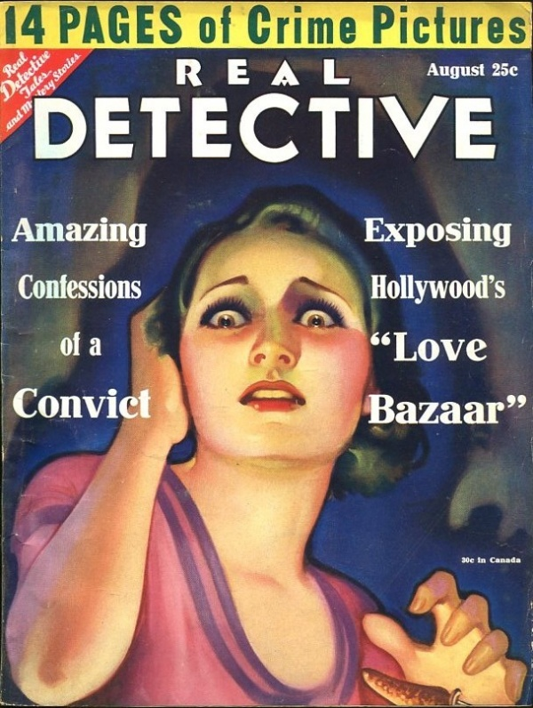 Master Detective August 1931