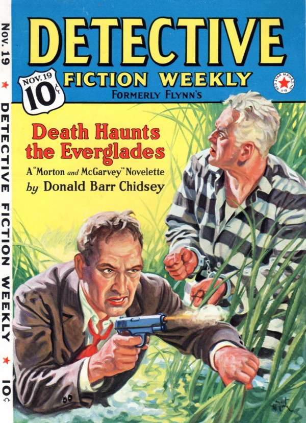 November 19, 1938 Detective Fiction