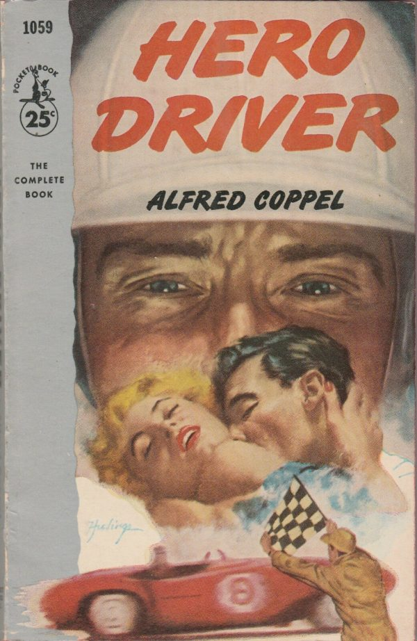 POCKET BOOKS # 1059 1955