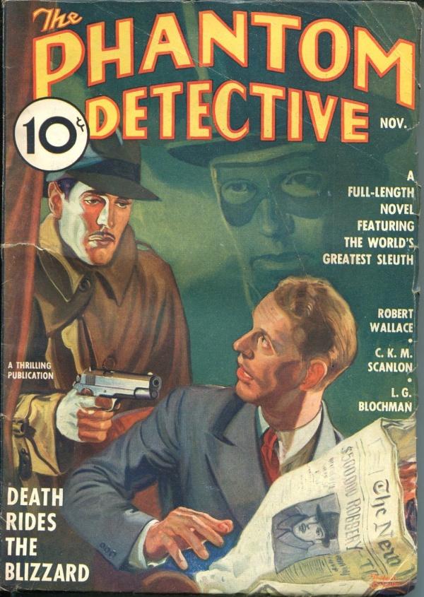 Phantom Detective November 1936