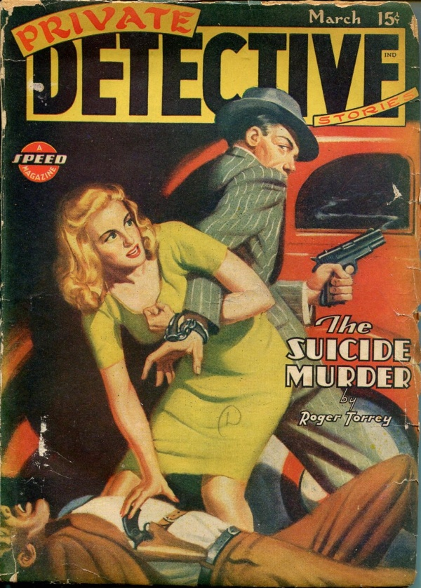 Private Detective March 1945